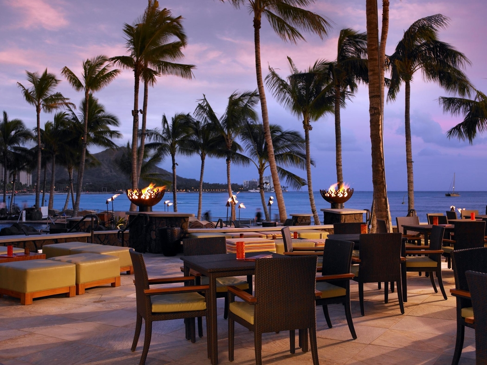 Photo Courtesy of the Sheraton Waikiki