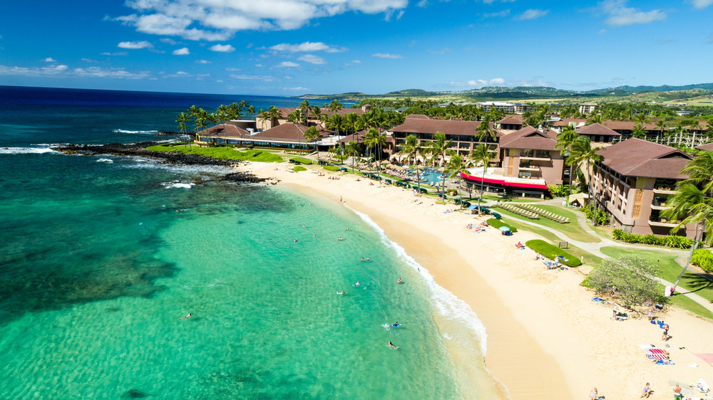 Photo Courtesy of the Sheraton Kauai