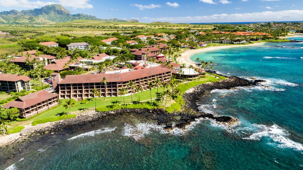 The Sheraton Kauai