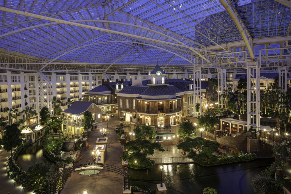 The Gaylord Opryland