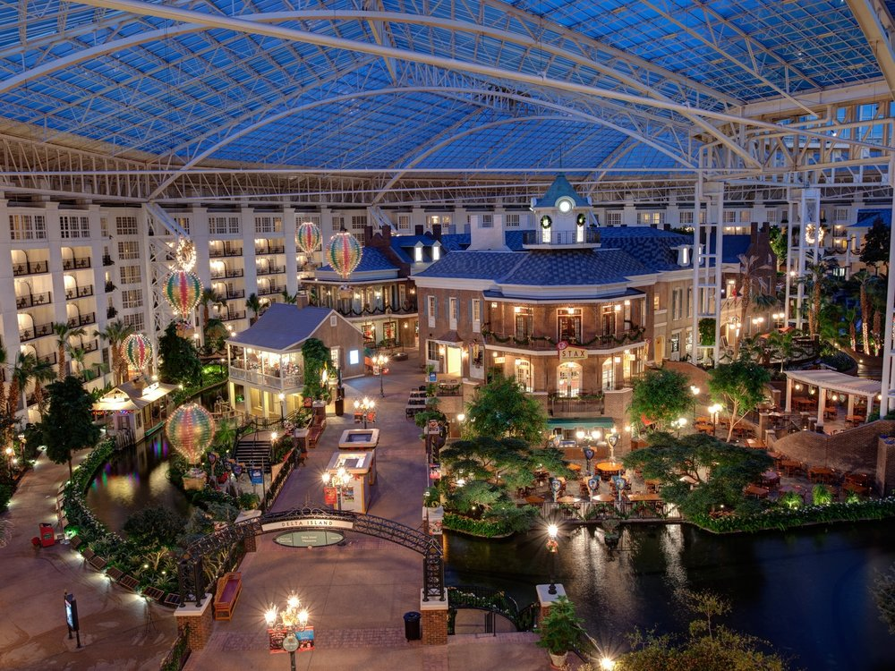 Image Courtesy of the Opryland Hotel