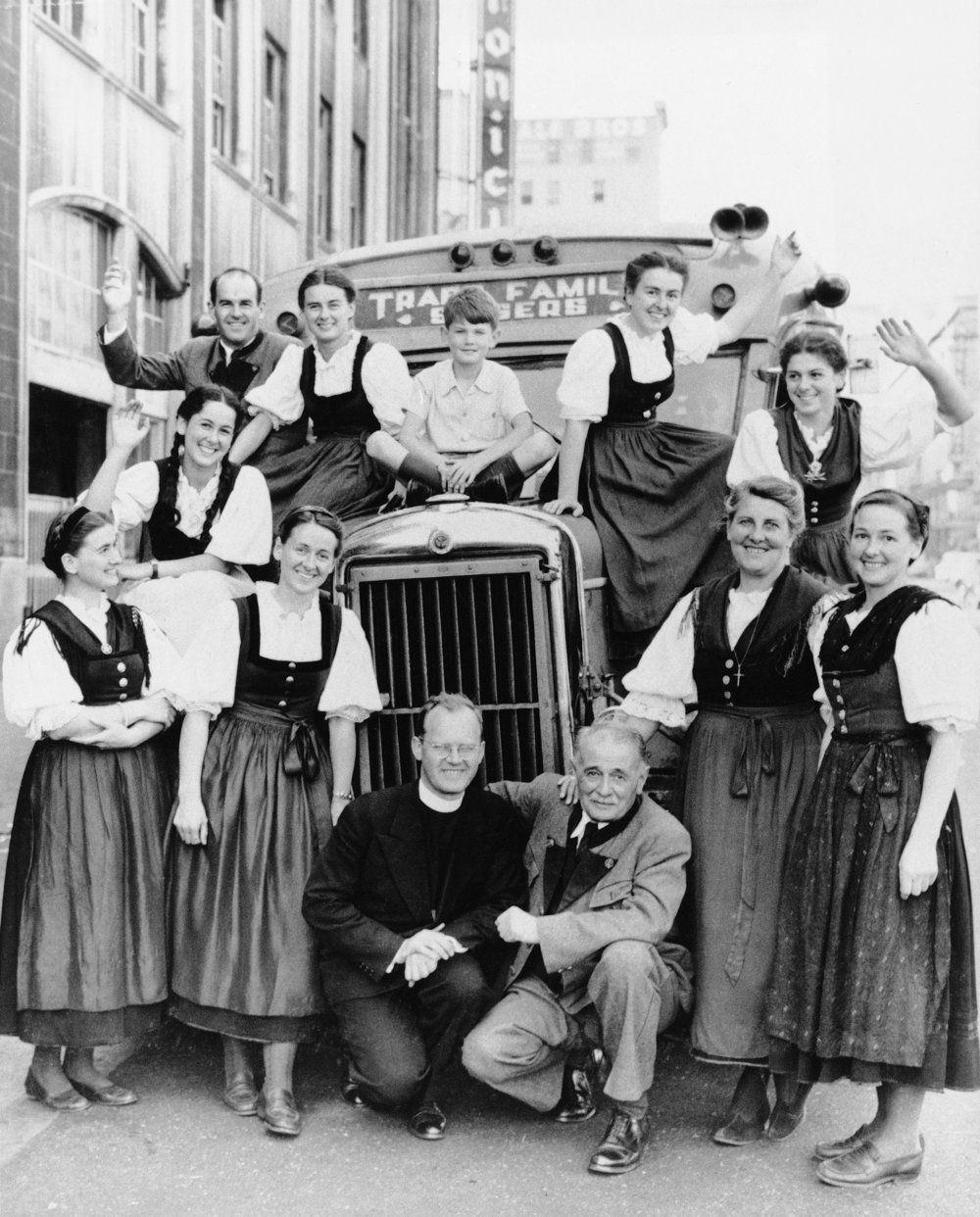 Von Trapp Family, Made Famous by the Sound of Music