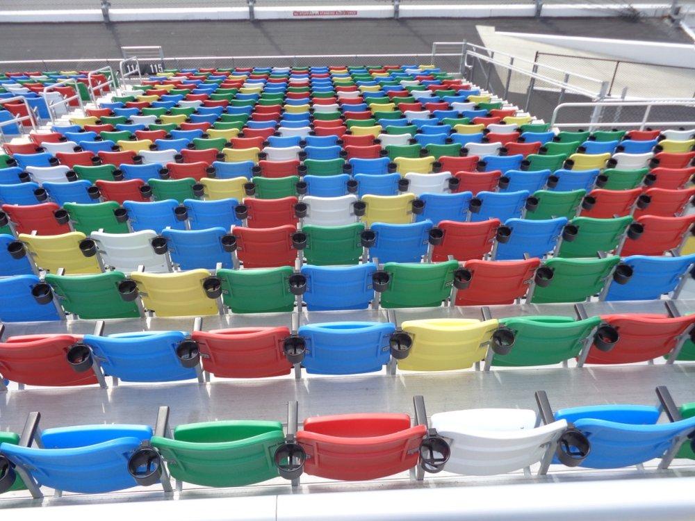 Stands at the Daytona International Speedway