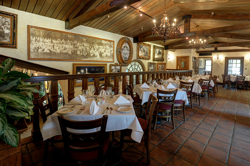 Photo Courtesy of the Columbia Restaurant in St. Augustine