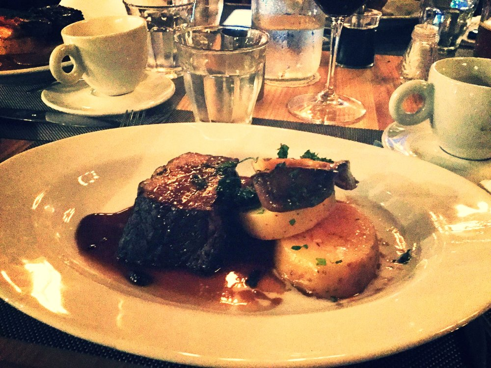 Braised Beef Short Ribs at DoveCoat
