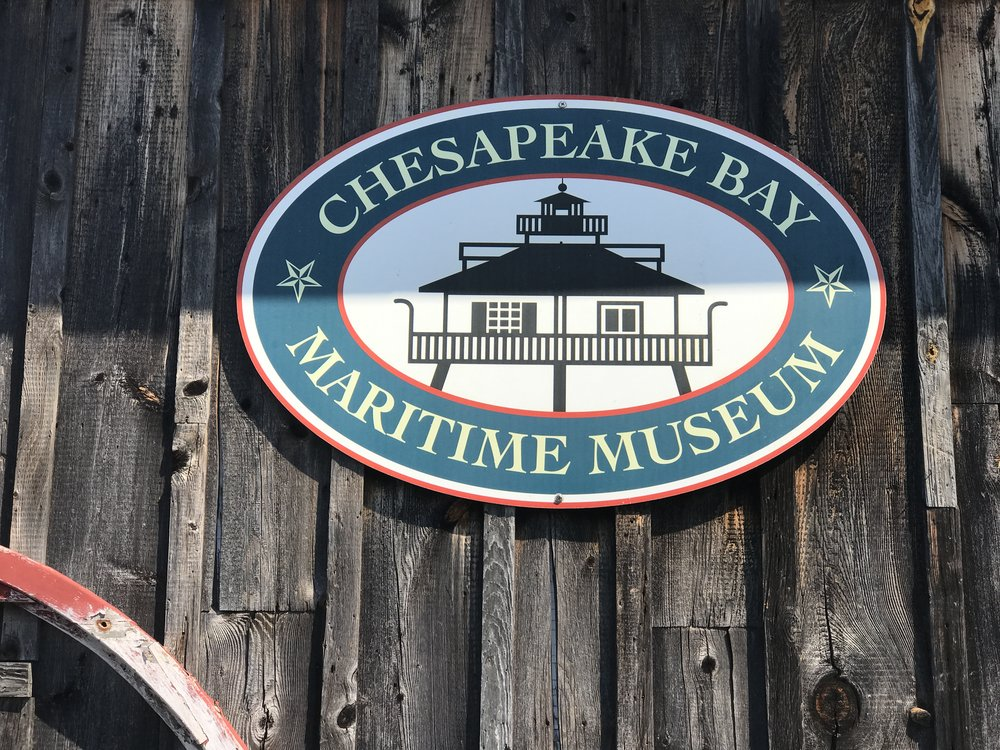The Chesapeake Bay Maritime Museum
