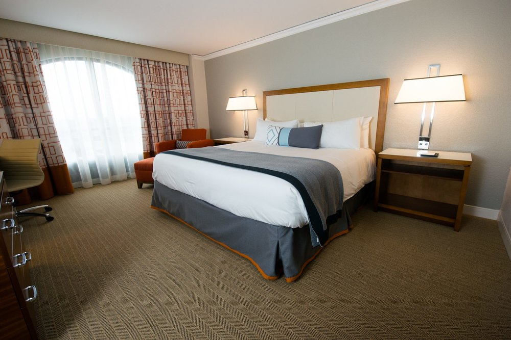 A Room at the Loews Annapolis