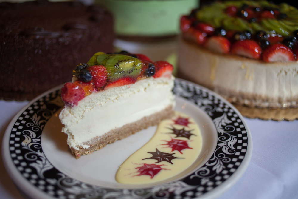 Dessert at Filomena's