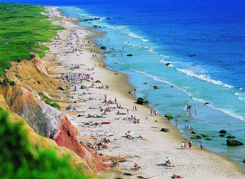 Martha's Vineyard Beach