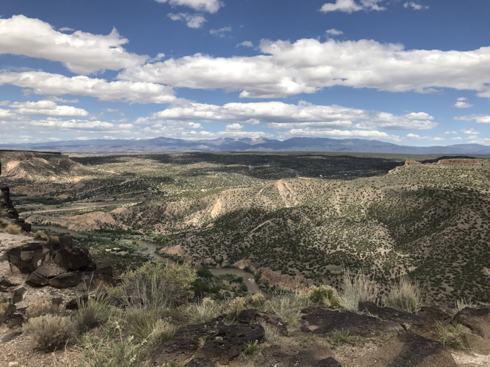 White Rock Peak Overlook