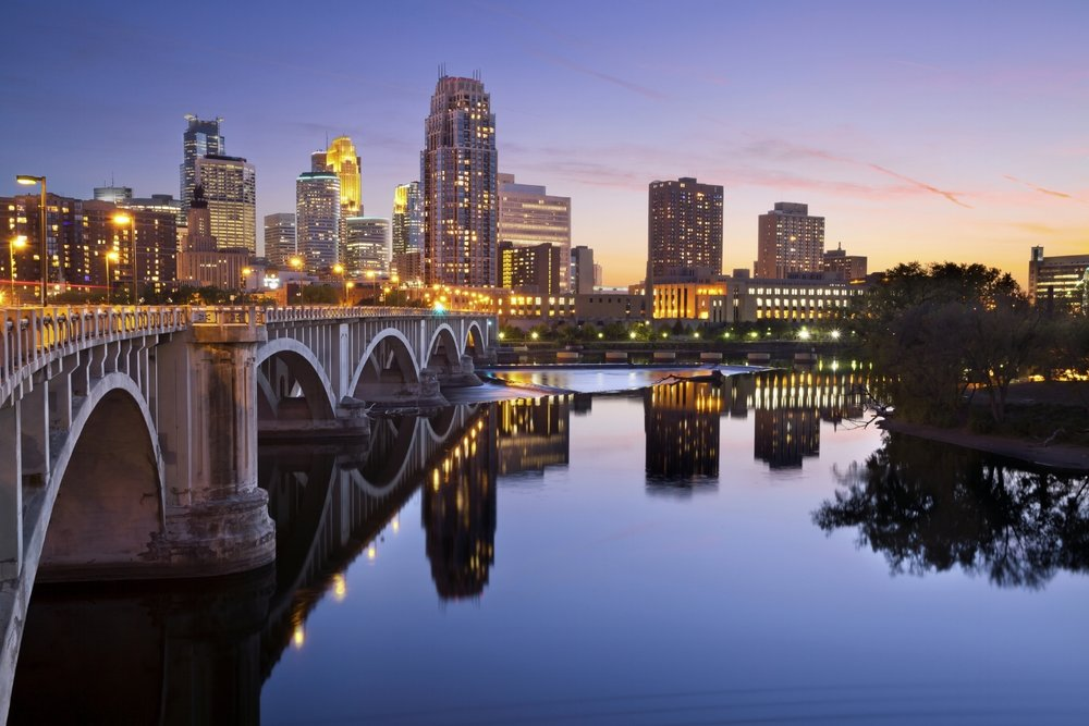Minneapolis - Star of the North