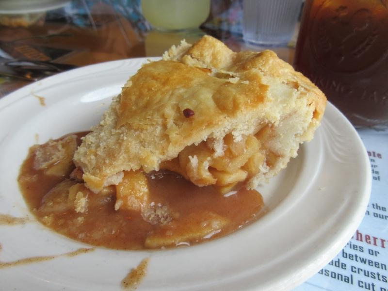 Apple Pie for Dessert