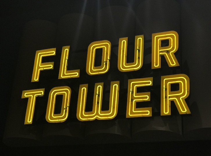 The Famous Flower Tower Elevator Tour