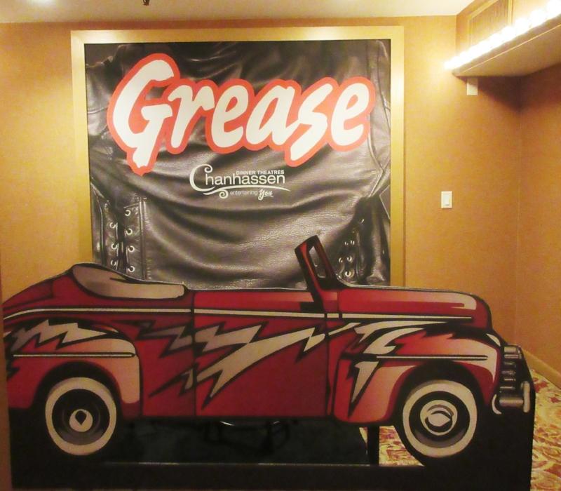 Grease Lightning!