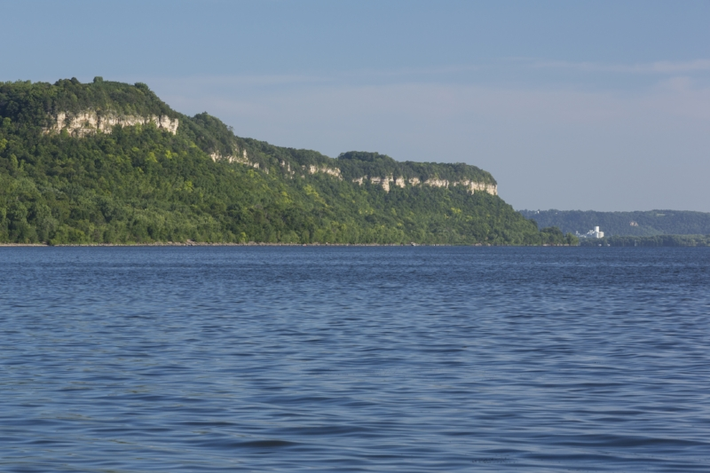 The Bluffs of the Mississippi River