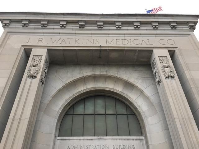 Historic JR Watkins Spice Building