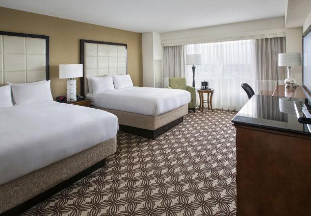 Photo Courtesy of Boston Marriott Quincy