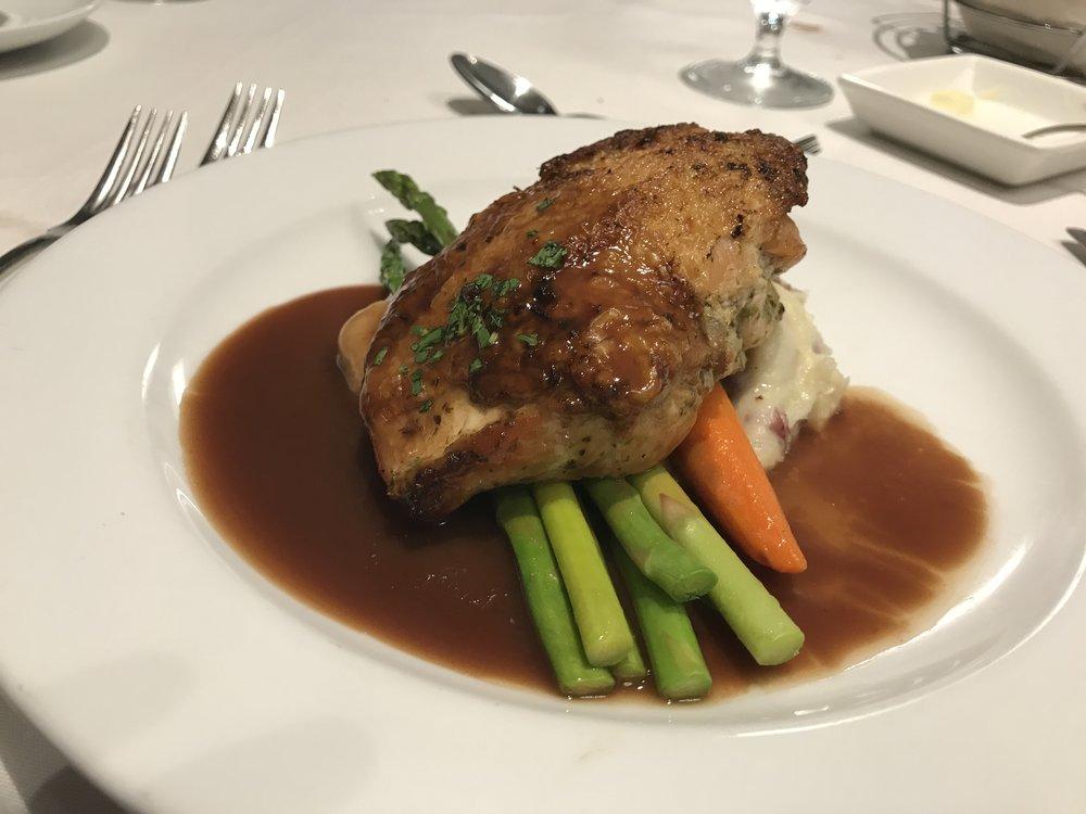 Gourmet Chicken Dinner