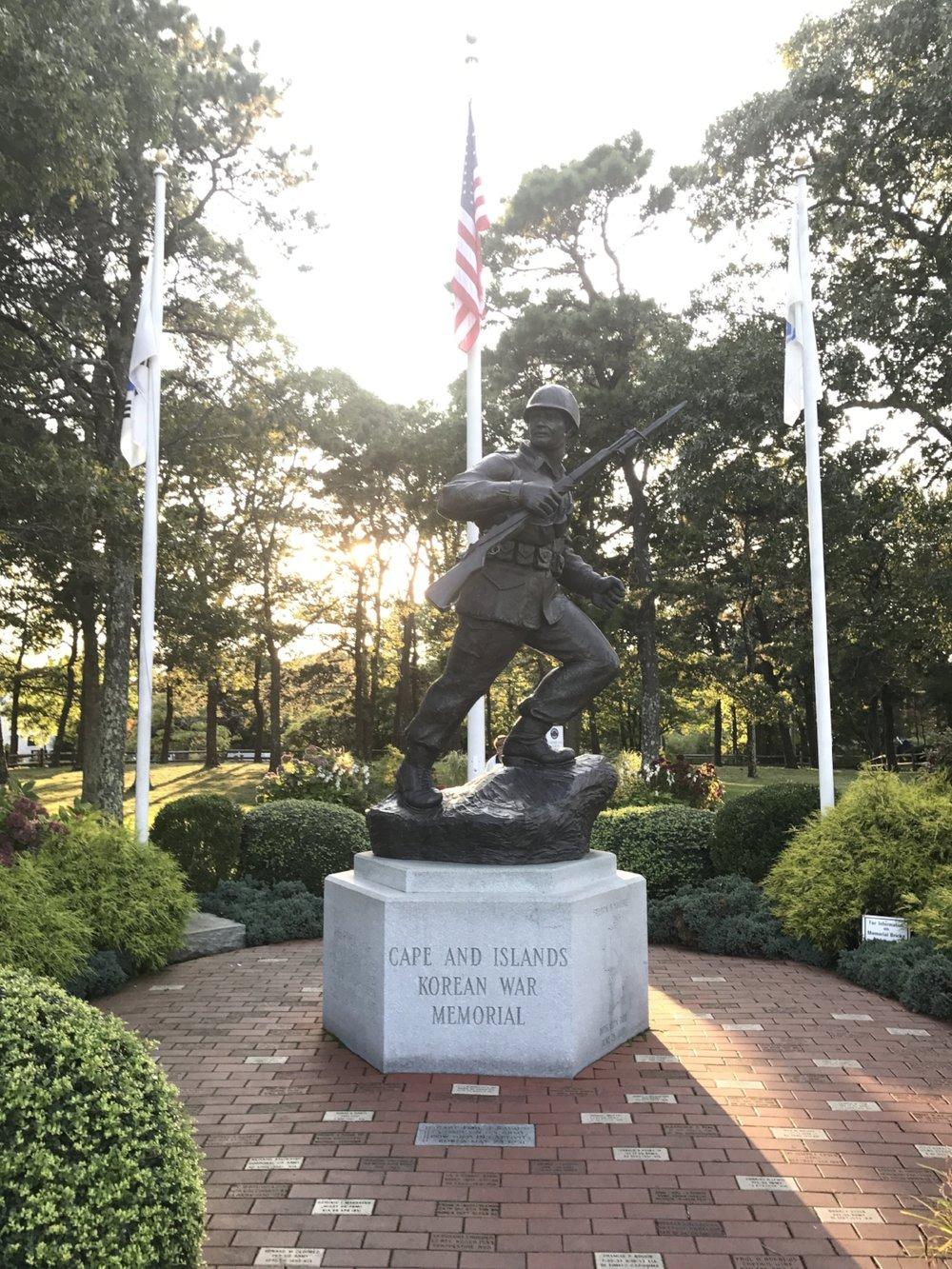 Cape and Islands Korean War Memorial