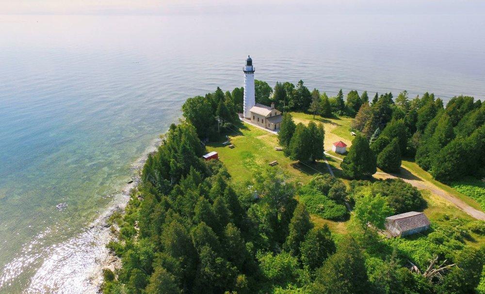 Door County Lighthouse.JPG