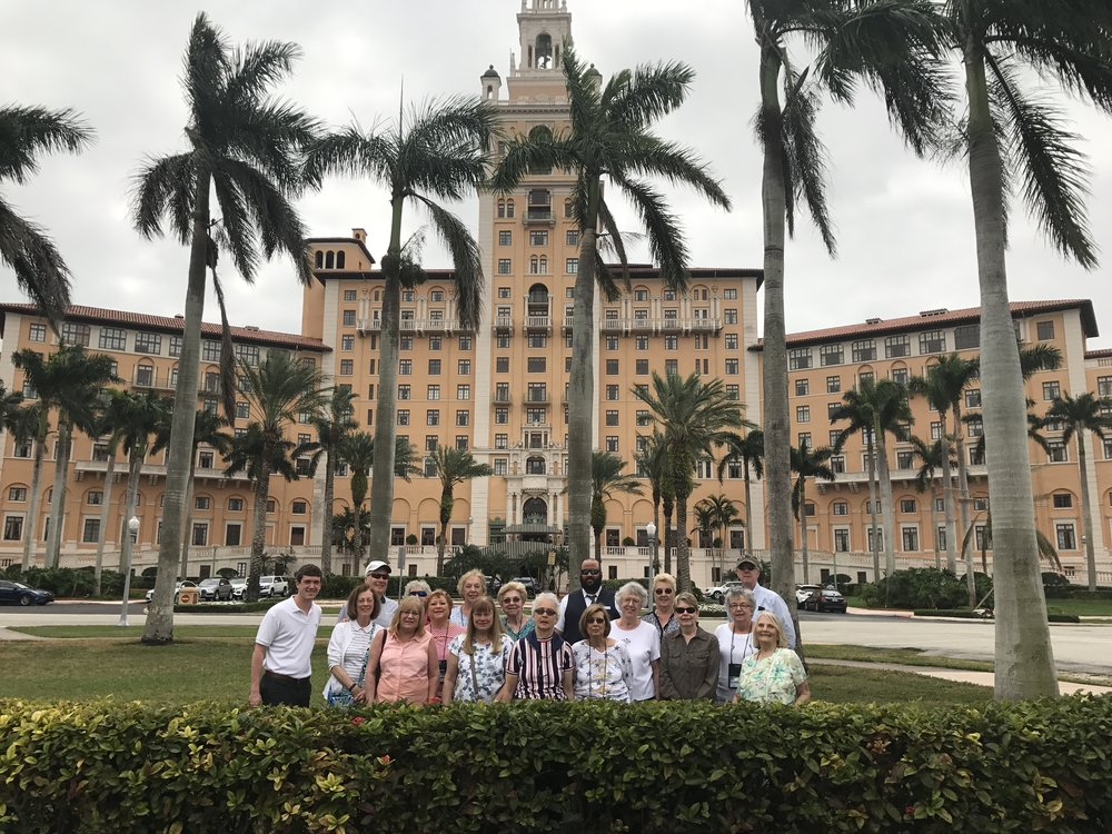 Group Photo at the Biltmore Hotel