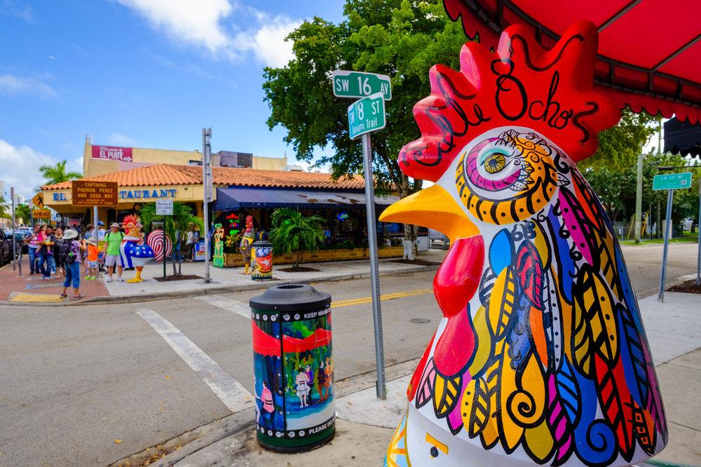 Street art in Little Havana