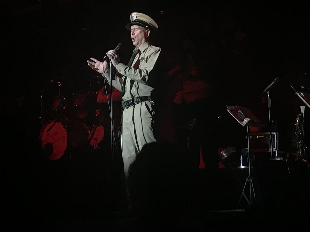 Is that Barney Fife? Singing a Solo?