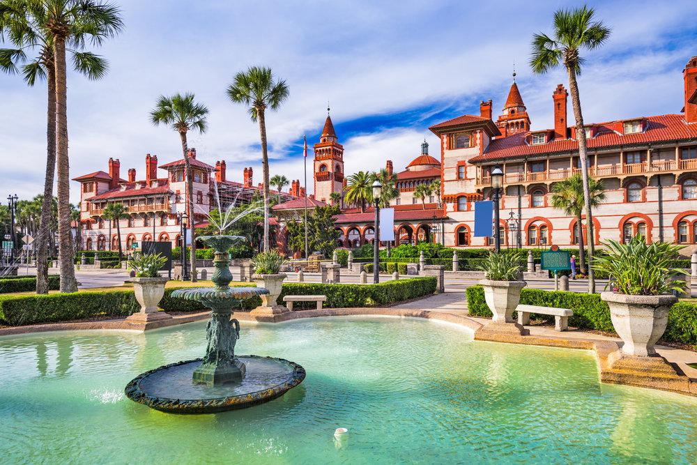 2017 Mystery Destination: St. Augustine & Orlando