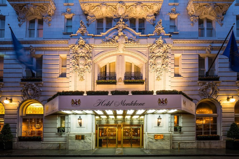 Hotel Monteleone New Orleans French Quarter