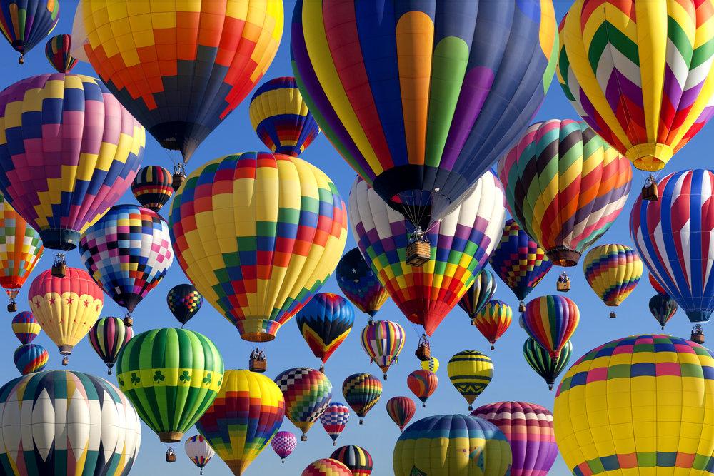 New Mexico Balloon Festival