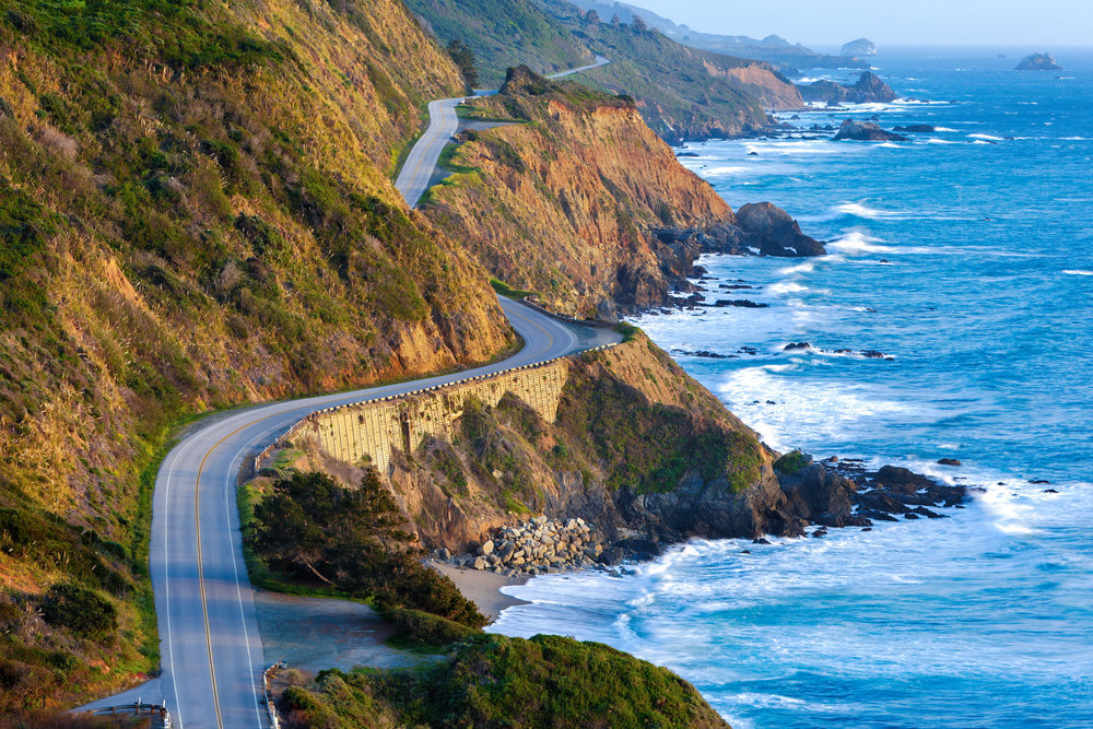 Experience California's Iconic Highway 1