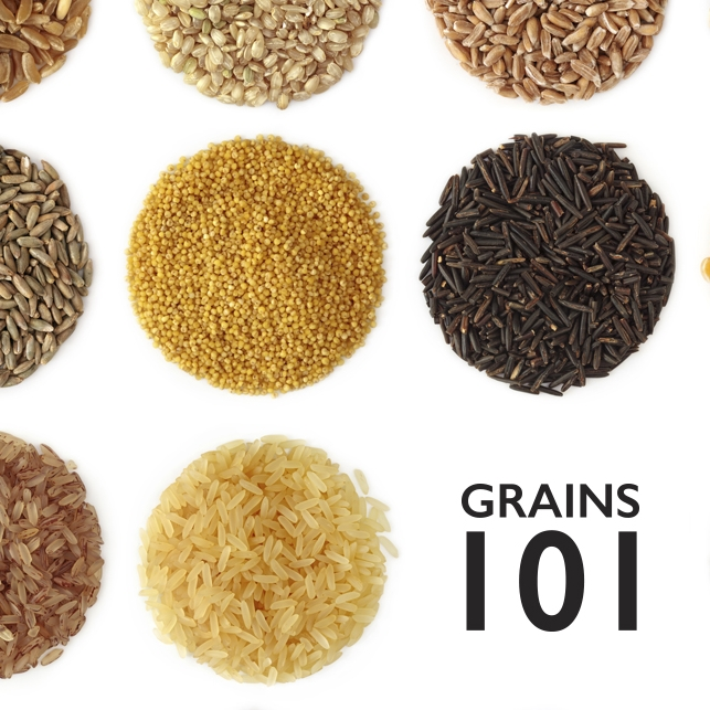 What's the difference between multi-grain and whole wheat? Get the answer and more at Grains 101.
