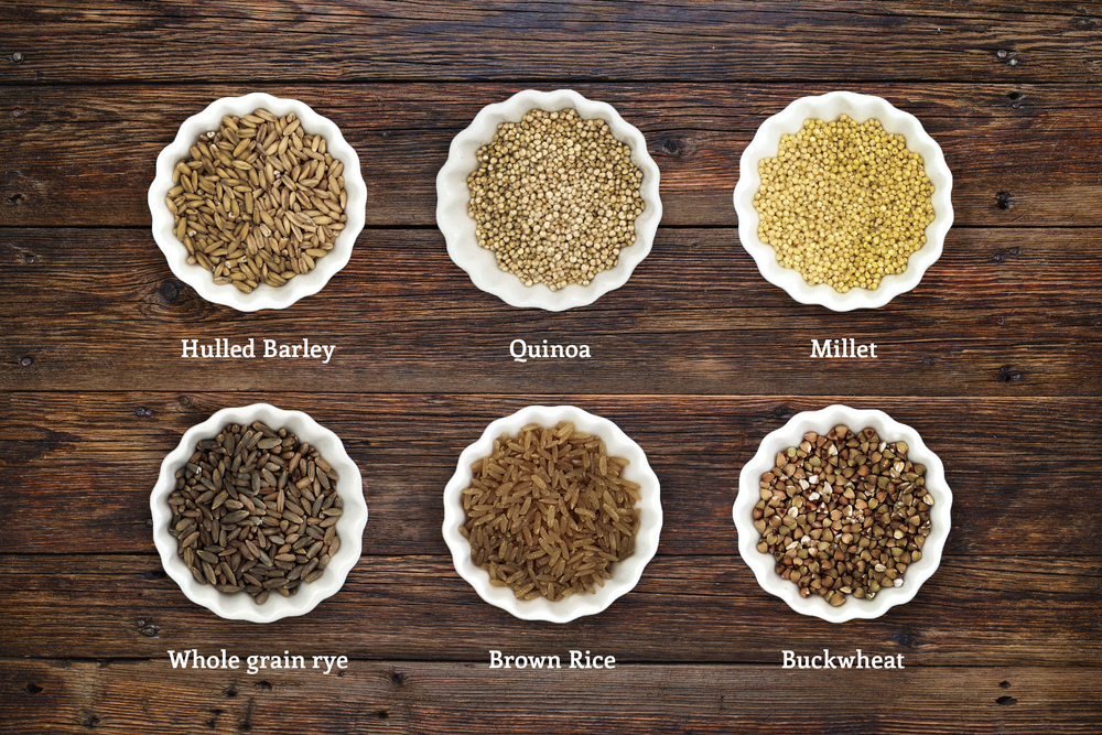 difference between seed and grain pdf