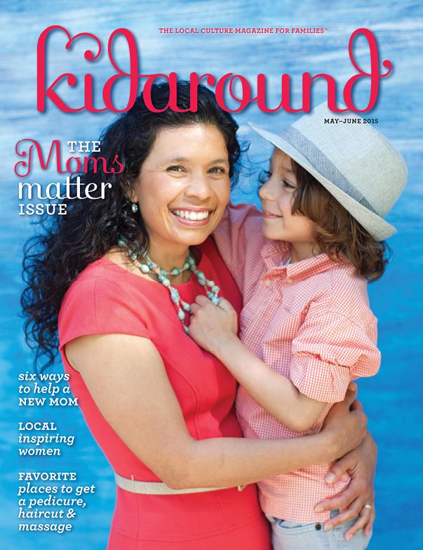 Editor, Kidaround Magazine, 2014-2015