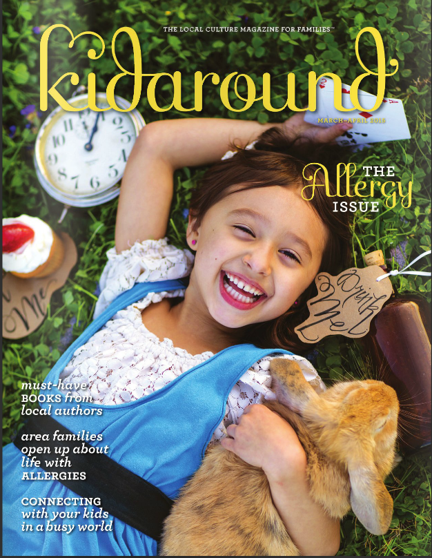 Editor of Kidaround Magazine, 2014-2015