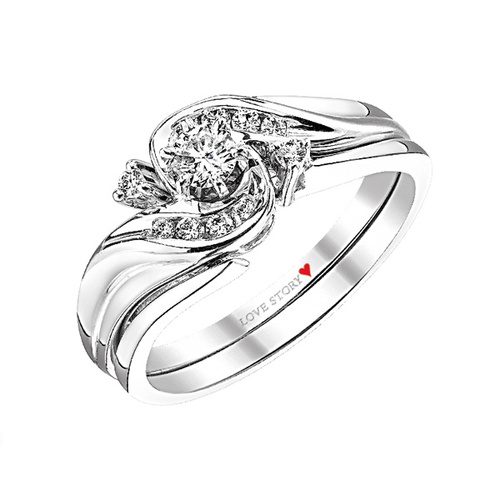 engagement background love diamonds story rings catalog our