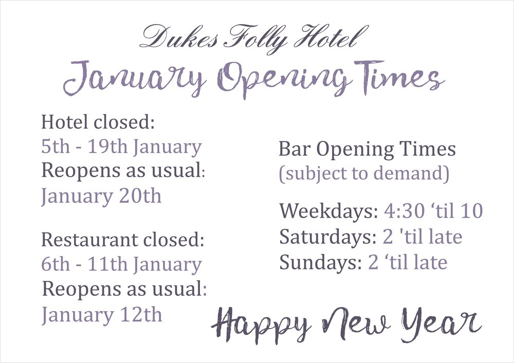 January 2018 Opening Times Dukes Folly Southport.jpg