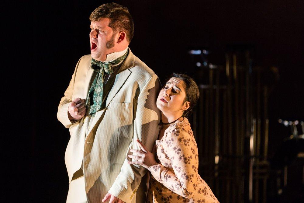 THE ROSE ELF (Opera Philadelphia, Double Exposure; 2018) Photo: D. Mercier