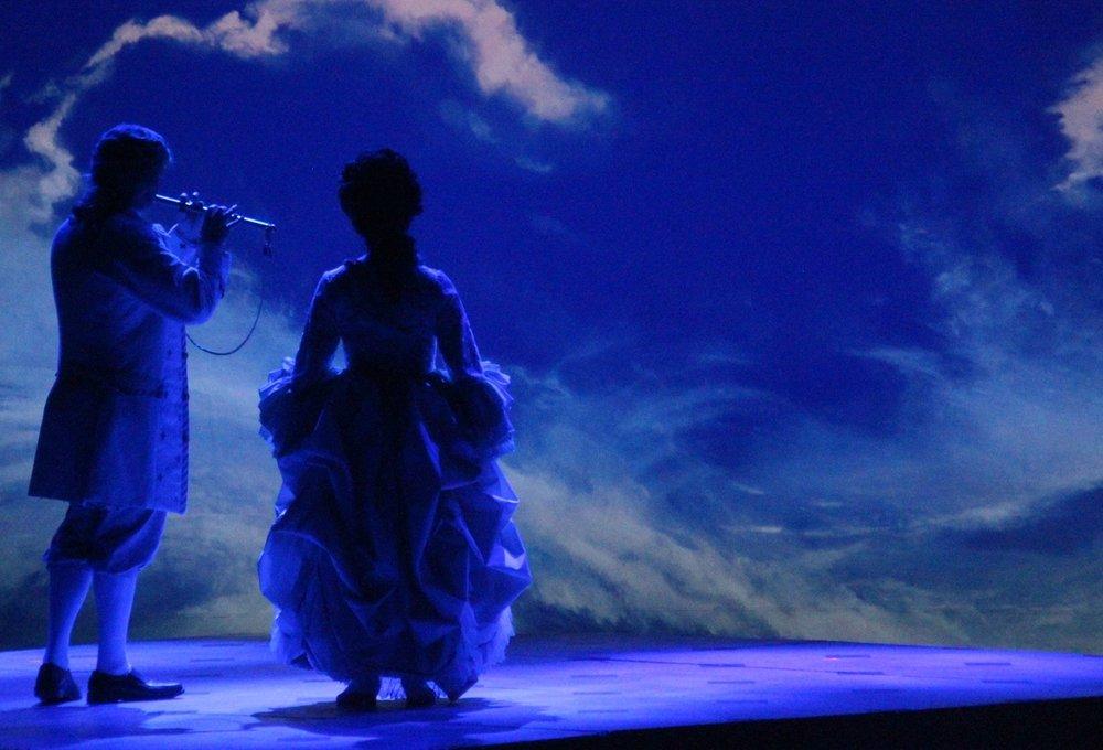 THE MAGIC FLUTE (Orlando Philharmonic; 2016)