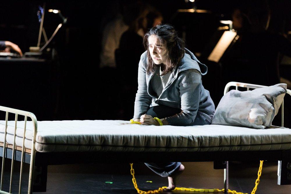 TEN DAYS (Opera Philadelphia, Double Exposure; 2018) Photo: D. Mercier