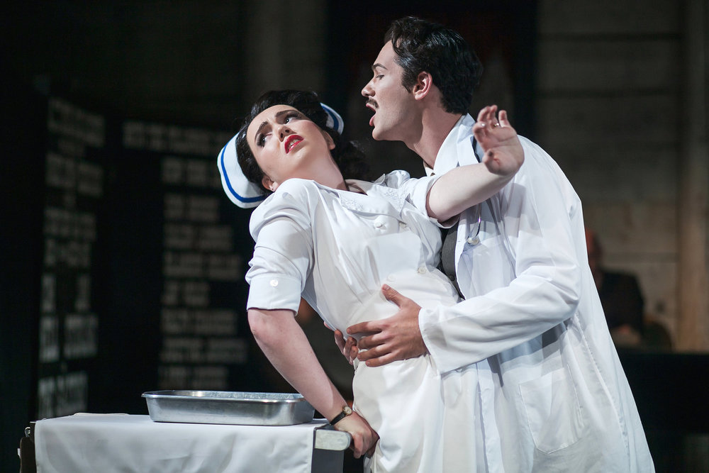 GALLANTRY (Central City Opera; 2017) Photo: A. Tipton