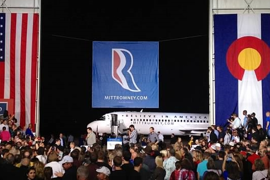 October 21, 2012   Mitt Romney for President Rally with Congressman Paul Ryan in Colorado Springs