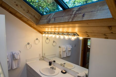 Skylight Bathroom
