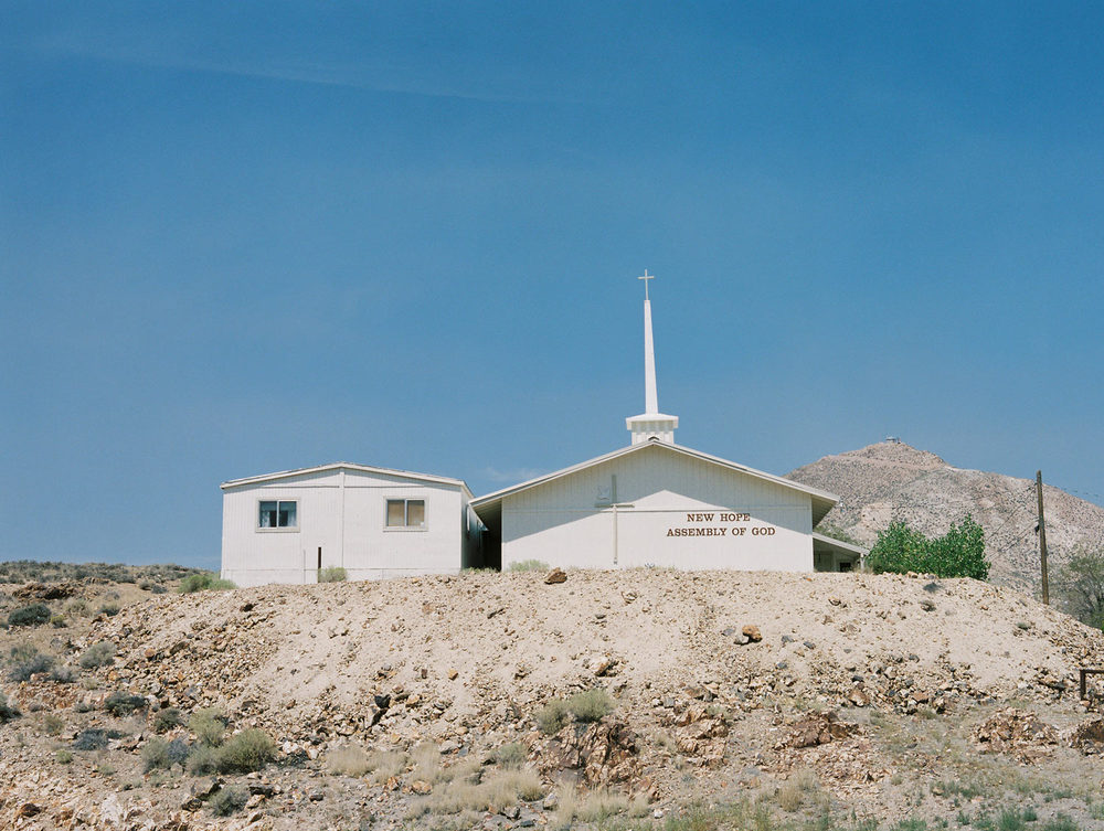 """New Hope Assembly of God"" Tonopah, NV, 2015"