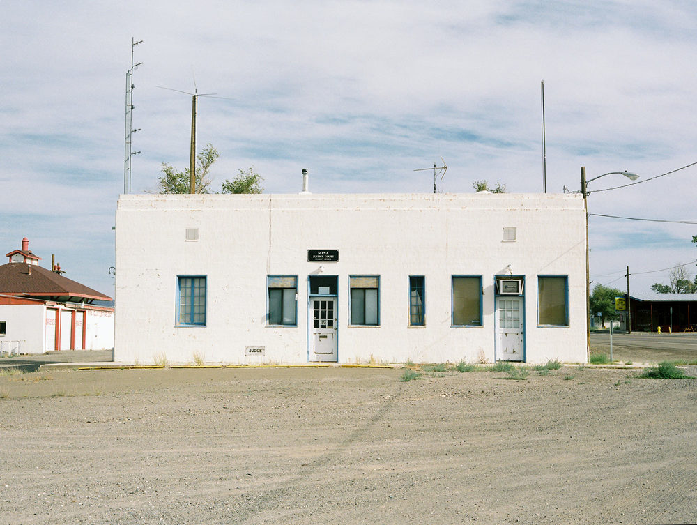 Mina, Nevada, 2015