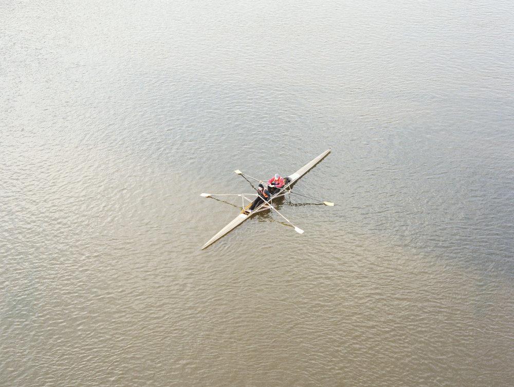 River Gomel, Belarus
