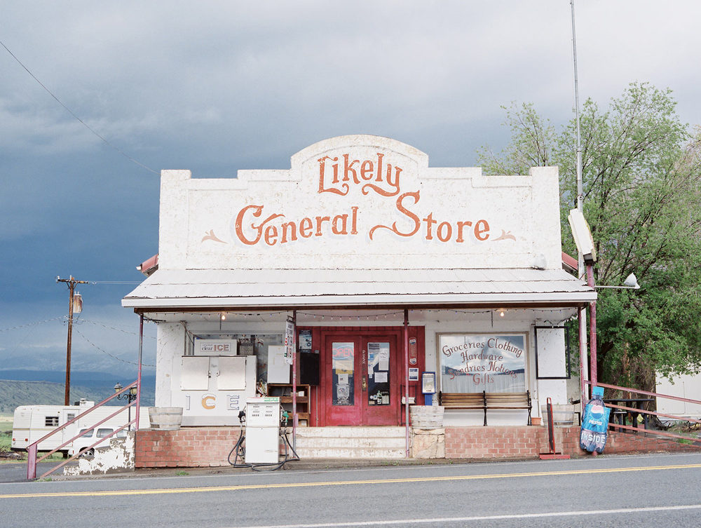 """General Store"" From ""American Prayer"" Nevada, 2015"