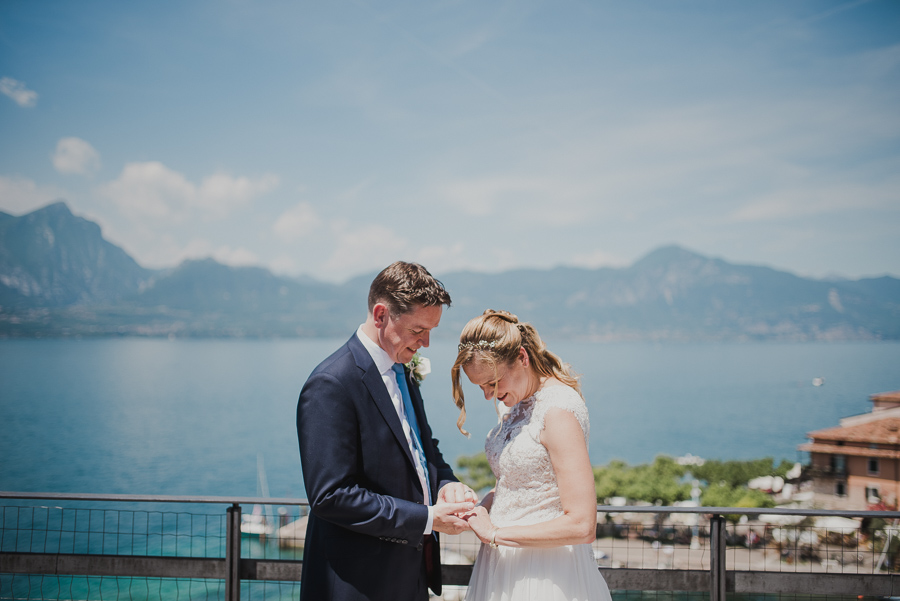 get married on lake garda