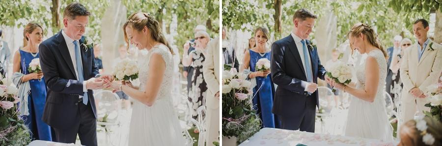 organizzare matrimonio all'aperto