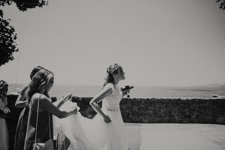 sposa lago di garda